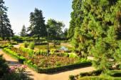 Gardens of Massandra Palace, Yalta, Crimea — Stock Photo