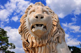 Medici Lion, Vorontsov Palace, Ukraine — Stock Photo