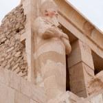 Mortuary Temple of Queen Hatshepsut — Stock Photo #52849135