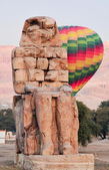 Collosi of Memnon - Luxor, Egypt — Stock Photo