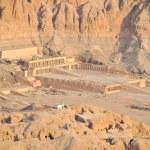 Mortuary Temple of Queen Hatshepsut — Stock Photo #52971181
