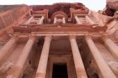 Al-khazneh - treasury, petra — Stockfoto