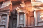 Al Khazneh - Treasury, Petra — Stock Photo