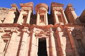 Ad Deir, The Monastery Temple, Petra, Jordan — Stockfoto