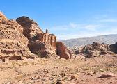 Ad Deir, The Monastery Temple, Petra, Jordan — Foto de Stock