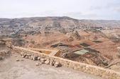 Al Karak - Kerak Crusader Castle, Jordan — Stock Photo