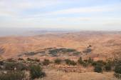 Mount Nebo in Jordan — Stock Photo