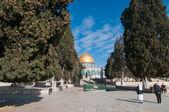 Le dôme du rocher, jérusalem, israël — Photo