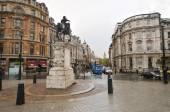 Charles I, Big Ben, London, UK — Stock Photo