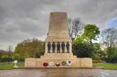 Guards Memorial (WWI) - London, UK — Stock Photo