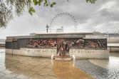 英国纪念,伦敦,英国的战斗 — 图库照片