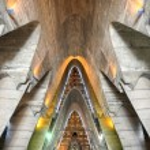 Basilica Catedral Nuestra Senora de la Altagracia Interior, Dominican Republic — Stock Photo #54766519