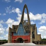 Basilica Catedral Nuestra Senora de la Altagracia Interior, Dominican Republic — Stock Photo #54766605