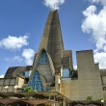 Basilica Catedral Nuestra Senora de la Altagracia Interior, Dominican Republic — Stock Photo #54766649