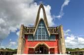 Basilica Catedral Nuestra Senora de la Altagracia Interior, Dominican Republic — Stockfoto