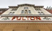 Fulton Opera House, Lancaster Pennsylvania — Stock Photo