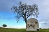 Memorial Monument, Gettysburg, PA — Stock Photo