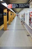 Fifth Avenue Subway Station, New York — Photo