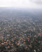 Aerial View of Accra, Ghana — Stock Photo