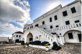 Cape Coast Castle - Ghana — Foto de Stock