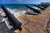 Castillo de la costa del cabo - ghana — Foto de Stock