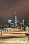 New York City Skyline from New Jersey — Stock Photo