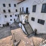 Ghana: Elmina Castle World Heritage Site, History of Slavery — Stock Photo #58684991