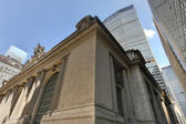 Grand Central Terminal and MetLife Building, New York — Stock Photo