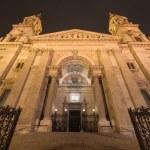 Saint Stephen's Basilica, Budapest, Hungary — Stock Photo #60444227