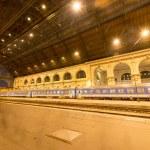 Budapest Keleti Railway Station, Hungary — Stock Photo #61203383