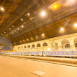 Budapest Keleti Railway Station, Hungary — Stock Photo #61203545