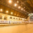 Budapest Keleti Railway Station, Hungary — Stock Photo #61203553