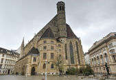 Church of the Minorites - Vienna, Austria — Stock fotografie