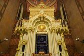 Great Synagogue in Budapest, Hungary — Stock Photo