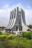 Kwame Nkrumah Memorial Park - Accra, Ghana — Stock Photo