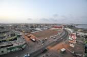 Panoramic View of Accra, Ghana — Stock Photo