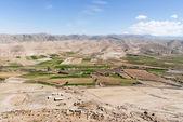Field Terraces of Colca Canyon, Peru — Stock Photo