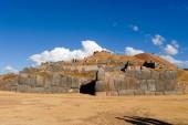 Sacsayhuaman, Sacred Valley of the Incas — 图库照片