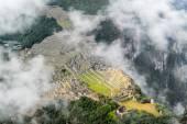 Machu Picchu, Peru — Fotografia Stock