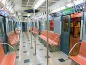 New York Transit Museum — Stock Photo