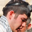 Bar Mitzvah at Western Wall, Jerusalem — Stock Photo #63822797
