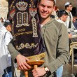 Bar Mitzvah at Western Wall, Jerusalem — Stock Photo #63822989