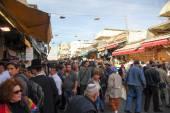 Jerusalem Market, Shopping — Stock Photo