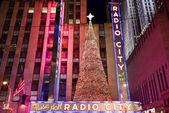 Radio City Music Hall — Stock Photo