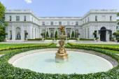 Rosecliff Mansion - Newport, Rhode Island — Stock Photo
