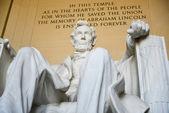 Lincoln Memorial - Washington, D.C. — Stockfoto