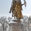 William Sherman Monument - Central Park, New York — Stock Photo #65652363