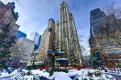 Woolworth byggnad - New York — Stockfoto