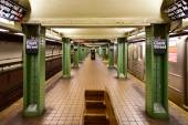Clark Street Subway Station - Brooklyn, New York — Stock Photo