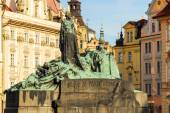 Old Town Square - Prague, Czech Republic — Stock Photo